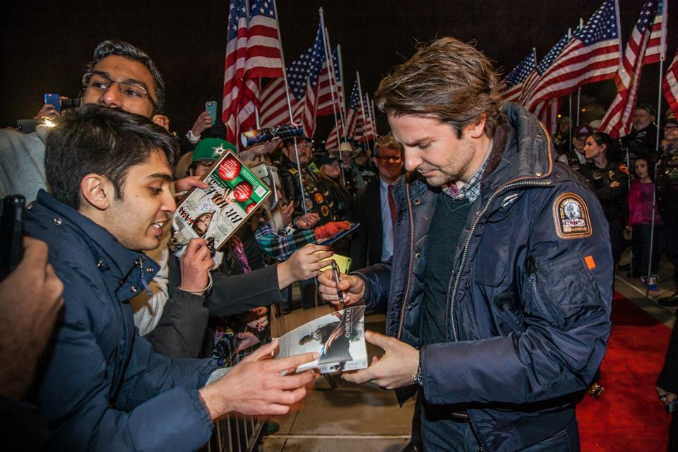 American Sniper - Bradley Cooper - Parajumpers
